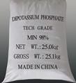 Dipotasio fosfato grado alimenticio