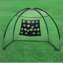 Qianlima Easy Assembling Outdoor / Indoor Golf Practice Net