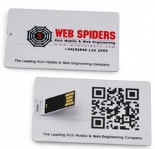 8GB Card Design USB Drive Flash Memory Stick U Disk.