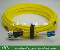 LC-FC SM OS1 jumper Fiber optic patch cord