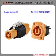 Cnlinko Ip67 3 pino étanche connecteur ForAudio vidéo et Power Equipment