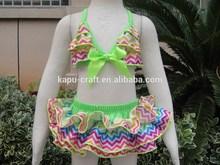 2015Wholesale bikini,beach cover up,bikini fringe to child