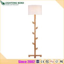 2015 modern solid wood floor light of hotel guest room decoration (LBMD-DJ)
