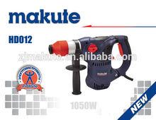 Makute 1050 w 30 mm dewalt martillo martillo perforador taladro HD012
