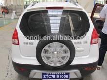 suv electric car/ high class comfortale hot sale 4 doors SUV high speed LHD eec electirc cars