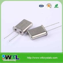 21.47727MHz crystal oscillator WTL HC-49U DIP Chinese XTAL manufacturer