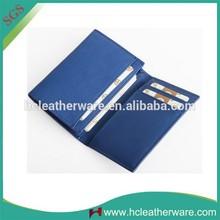 Black Magic India Hot Sale Folding Bulk Flexible Pu Business Card Case Women
