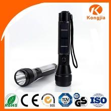 XM-L T6 Solar Lantern 18650 Li-ion Rechargeable Led Solar Torch Light Radio