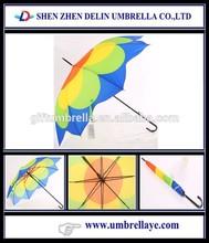 All Japan design straight umbrella auto, 23 straight umbrella OEM