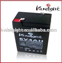 Bateri 6V4Ah lantern battery lead acid battery