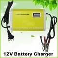 12v 24v de plomo ácido de la batería cargador 1a 2a 5a 6a 9a 10a