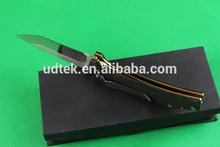 OEM G10 handle knife hunting knife blade blanks
