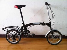 2014 Easy taking aluminum alloy foldable bicycle for sale