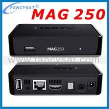 Mag250 iptv UK EU US PLUG mag250 iptv box set top box satellite streaming iptv box