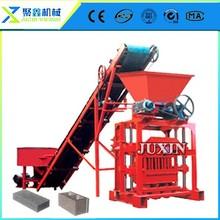 machines for making concrete blocks small investment big profit QTJ4-35b2