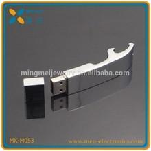 High quality usb bottle opener , usb flash drive bottle opener 1GB 2GB 4GB 8GB 16GB 32GB