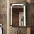clássico vintage antique estilo levou decorativos da parede espelho do banheiro