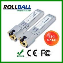 High quality brand compatible rj45 sfp