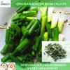 A Grade 40-80 mesh dehydrated chinese scallions powder mixed