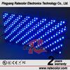 Outdoor Waterproof Blue Color Tube Chip Color P10 LED Dot Matrix Display Module