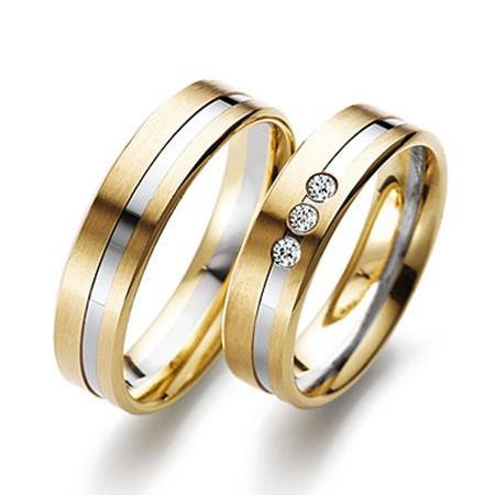Gold White Gold Diamond Wedding Rings Buy Men S Wedding Rings