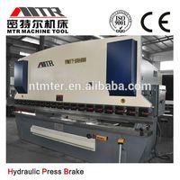 Stock wholesale wc67y hydraulic bending machine/press brake