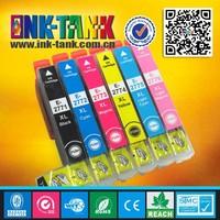 T277XL120 / T277XL220 / T277XL320 / T277XL420 / T277XL520 / T277XL620 compatible for epson 277XL printer cartridges ink