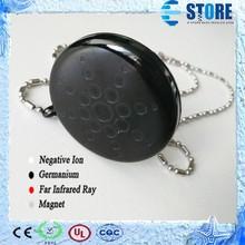Unique Extreme Black Pendant Health For Mens Pendants Charms Negative Ion Energy Pendant