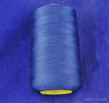 polyester ring spun yarn