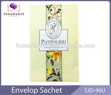 paper bag scented vermiculite sachet air freshener