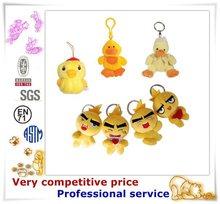 OEM duck Animal plush toys , animated plush duck toy