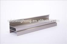 Hot selling aluminium partition profile