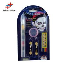 EN71 high quality hot-selling multi-color body painting