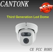 Array LEDs 6mm 1200tvl IMX238+FH8520 Dome Camera Infrared Surveillance Set