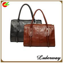 2015 fashion lady leather handbag,Tote Satchel Bag wholesale