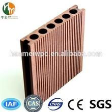 Timber grain wood plastic composite flooring wpc floorings