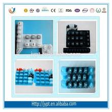 custom silicon rubber button keypad,rubber button