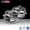 Hot selling firefighter embroidery badge emblems