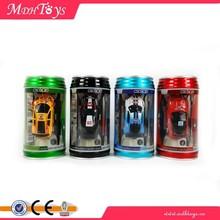 1:63 Coke Can Mini RC Car