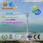 Farm using free maintenance IEC61400-2 standard small wind Turbine