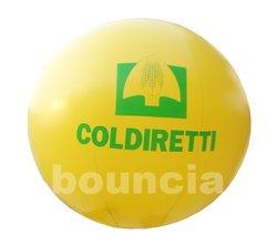 advertising hot air balloon