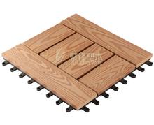 interlock wpc DIY deck tile for outdoor floor