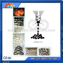 Coal / charcoal briquette making machine hot sale in West Africa