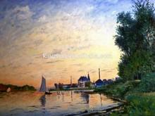 Claude Monet masterpiece reproduction painting BR025