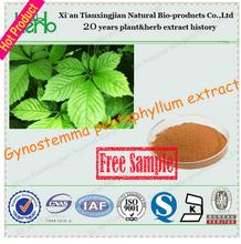 CAS# 80321-63-7 Fiveleaf Gynostemma Herb
