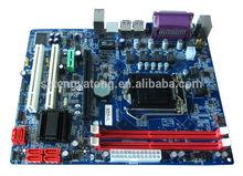 INtel H55 Desktop MotherboardLGA1156 DDR3 ram