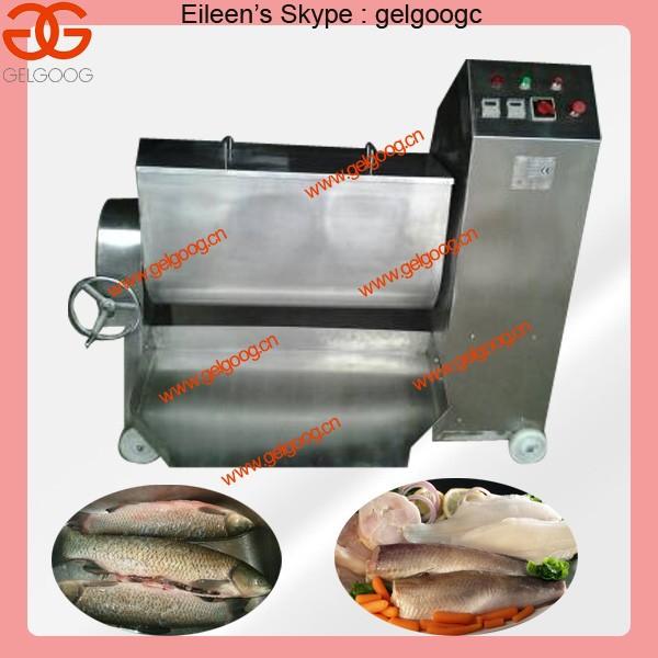 fish cleaning machine