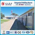 Baratos de luz de acero prefabricadas casas/tienda/dormitorio/sitio de la oficina