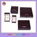 laca preta jóia pacote de caixa de jóias de madeira caixa de jóia de porcelana