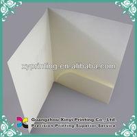 OEM professioanl printing facroty colorful loose-leaf folder wholesale